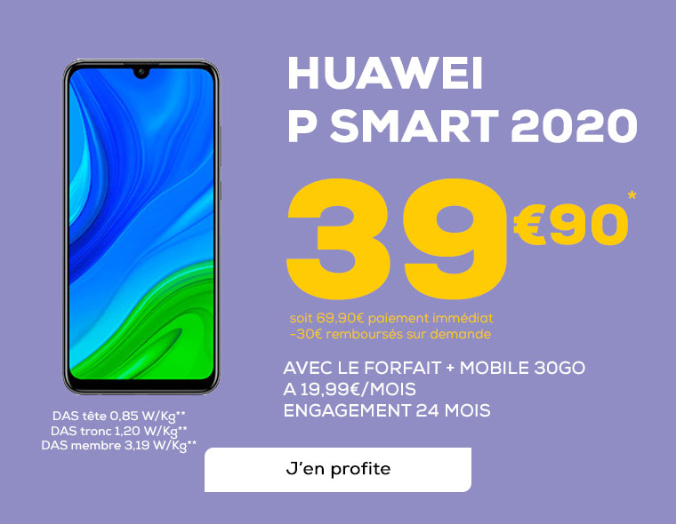 Vedette du moment : iPhone 6S 16Go reconditionné à partir de 49€90 avec le forfait avec mobile 30Go