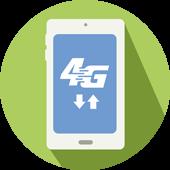 Profitez de la qualité du réseau 4G de l'opérateur mobile SFR, performant en 4G comme en 3G !